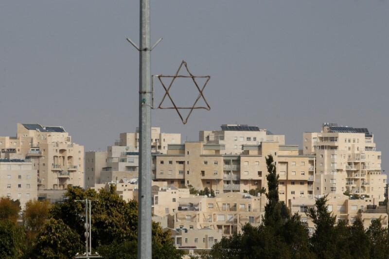 La colonie juive de Maale Adumin en Cisjordanie occupée, le 28 décembre 2016.