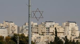 La colonie juive de Maale Edumin en Cisjordanie (image d'illustration).