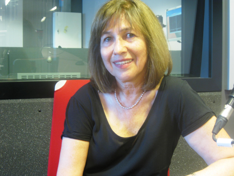 Gloria Uribe en RFI.
