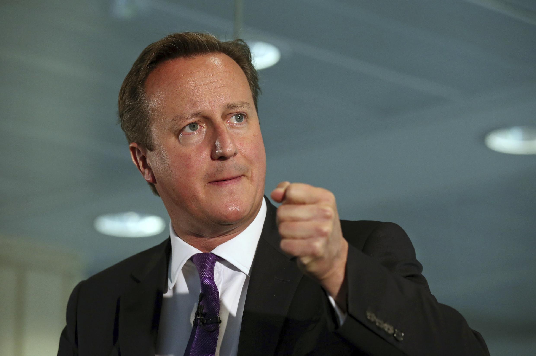 Waziri mkuu wa Uingereza David Cameron ajiapiza kukabiliana na wauaji nchini Iraq