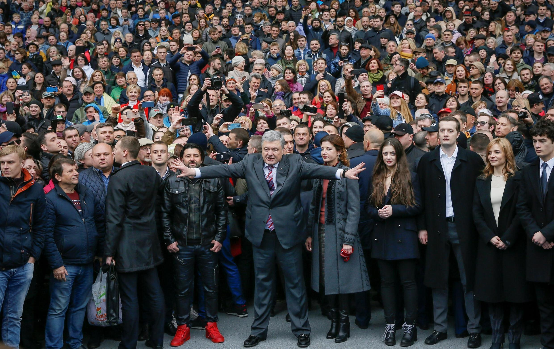 По заявлению Национальной полиции Украины, на мероприятии присутствовало около 5000 человек.