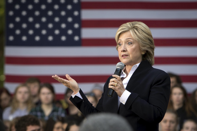 Le premier débat télévisé de la primaire démocrate aux Etats-Unis est très attendu, ce mardi 13 octobre 2015.