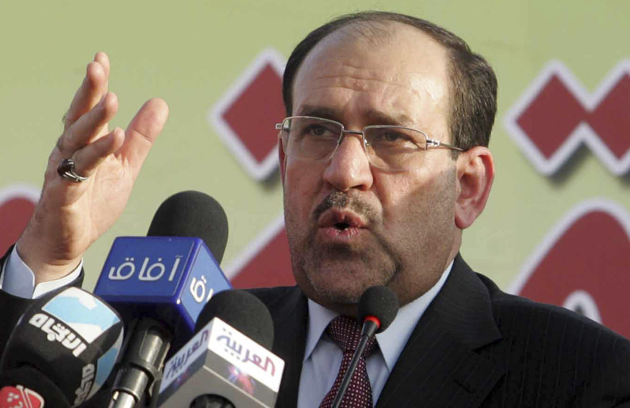 Incumbent Iraqi Prime Minister Nuri al-Maliki could remain in power.