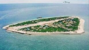 Đảo Ba Bình (Đài Loan gọi là Thái Bình)