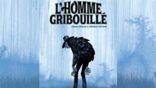 La couverture de la bande dessinée «L'homme gribouillé» de Fréderik Peeters et Serge Lehman.