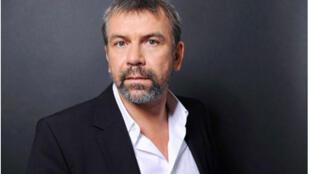 Portrait du comédien Philippe Torreton