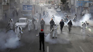 Iran where more than 1,100 people have been killed by the coronavirus has yet to impose a lockdown
