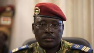 Kanal Yacouba Isaac Zida wanda aka ba Shugabancin Burkina Faso bayan hambarar da Blaise Compaore.