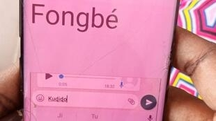 Clavier Fongbe