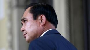Le Premier ministre thaïlandais, le général Prayuth Chan-ocha, le 9 septembre 2015 à Bangkok.