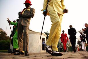 Photographie de Baudouin Mouanda, vainqueur pour la région Afrique Centrale.