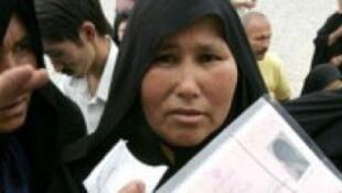 تصویری از مهاجران افغانستانی در ایران