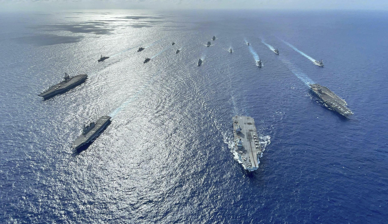 US UK and Japan Navy AP21281331640759