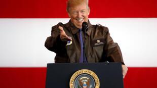 Chính sách đối ngoại của tổng thống Donald Trump làm thế giới đảo điên. Ảnh minh họa.