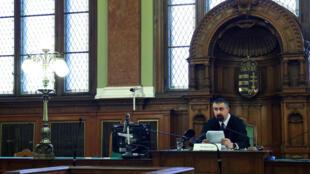 Ảnh minh họa. Một toà án ở Budapest, Hungary.