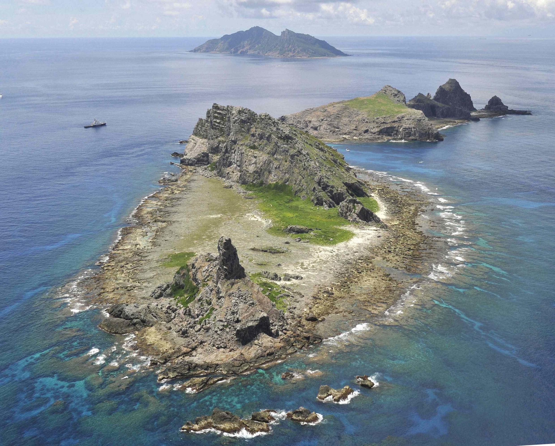 中国与日本有争议的钓鱼岛