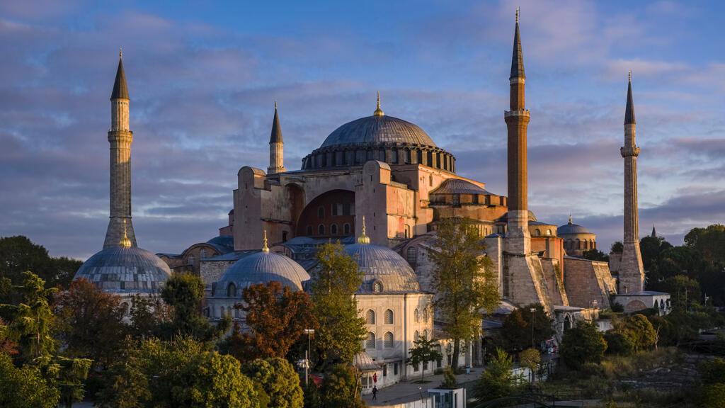 Sainte-Sophie d'Istanbul, la basilique otage