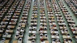 高考是中國青年人的一件大事