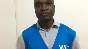 WFP Head of Office for Butembo, DRC, Charlie Musoka