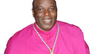 Monseigneur Antoine Koné, évêque d'Odiénné.