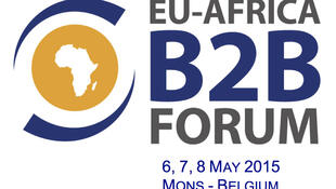 Affiche du forum B2B à Mons.