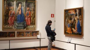 Italie - Florence - Galerie des Offices - AP21021402214263