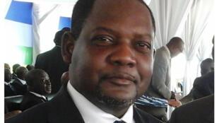 Firmin Ngrebada, Premier ministre centrafricain.