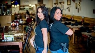 Shooters Grill Colorado Rifle