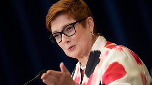 Australian foreign minister Marise Payne said the federal government would override Victoria state's decision to sign up to China's Belt and Road Initiative