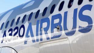 L'A320 d'Airbus.
