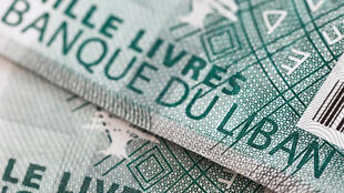 Liban - Monnaie - Livre libanaise - GettyImages-171144326