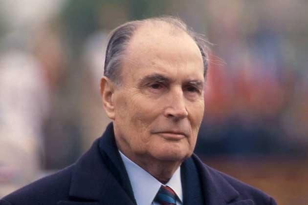 François Mitterrand رئیس جمهوری فقید فرانسه