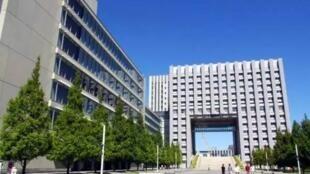 网传日本芝浦工业大学校景