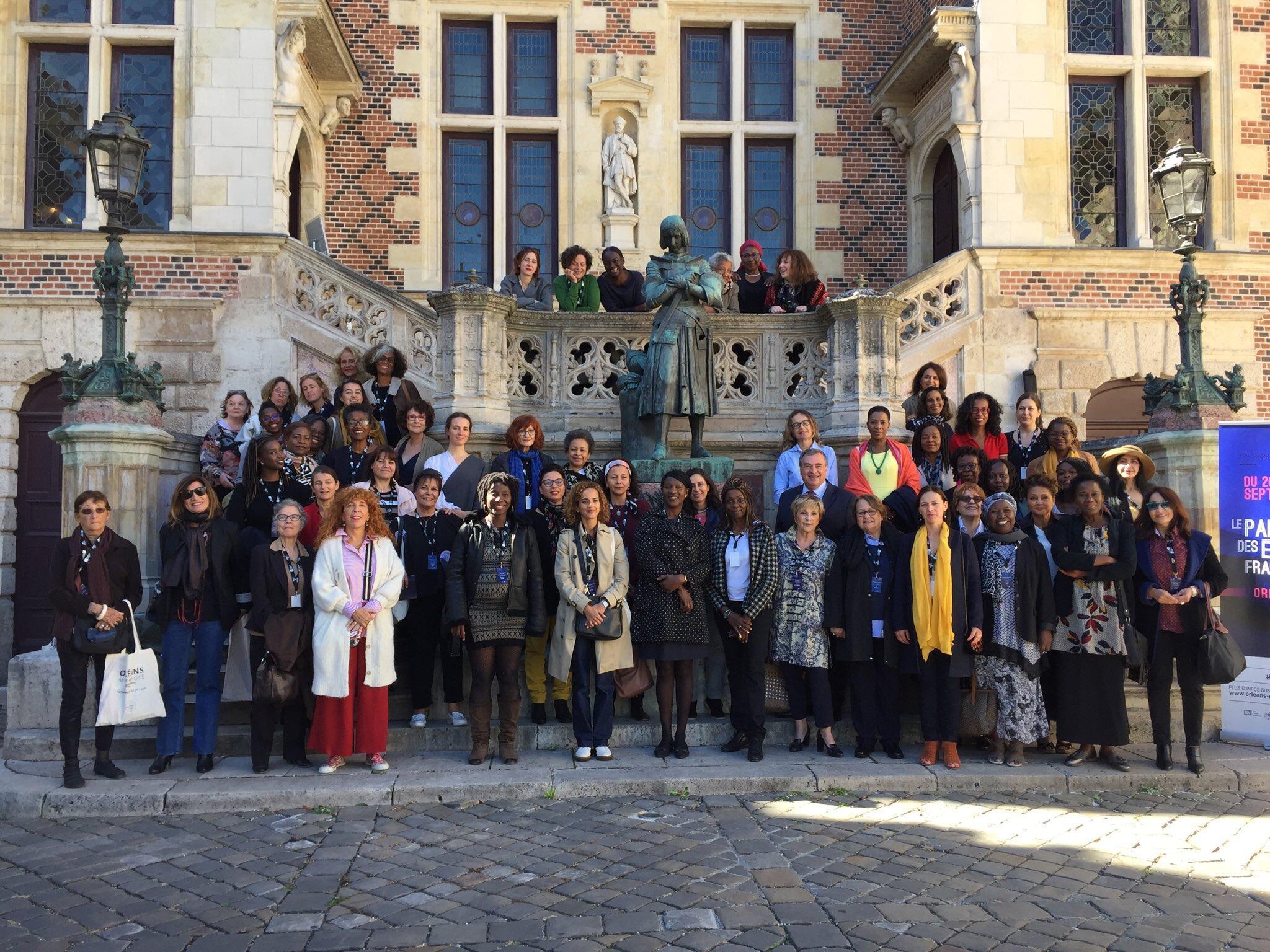 اولین پارلمان نویسندگان زن فرانسویزبان در شهر اورلئان