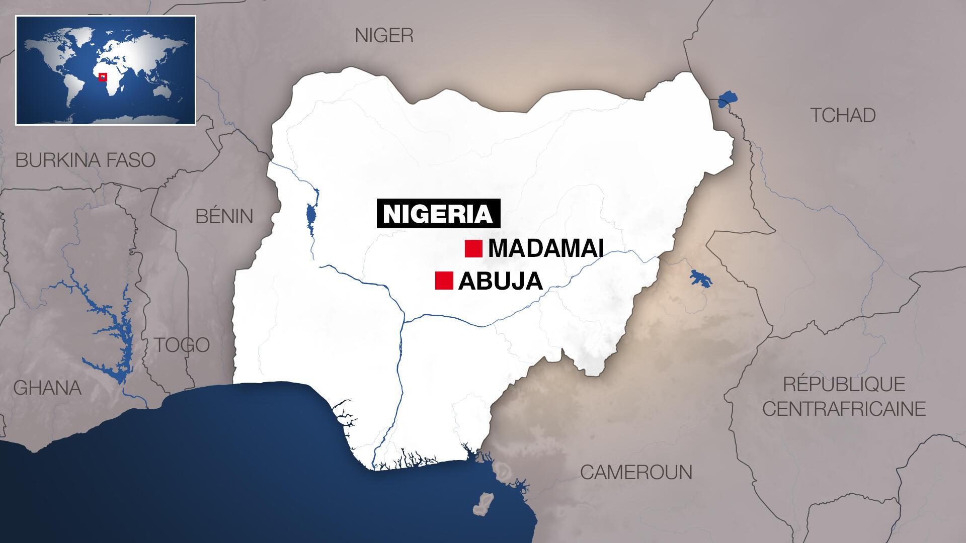 Nigeria - Madamai