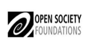 Logo de l'ONG Open Society.
