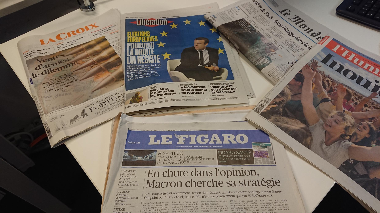 Diários franceses 17.09.2018