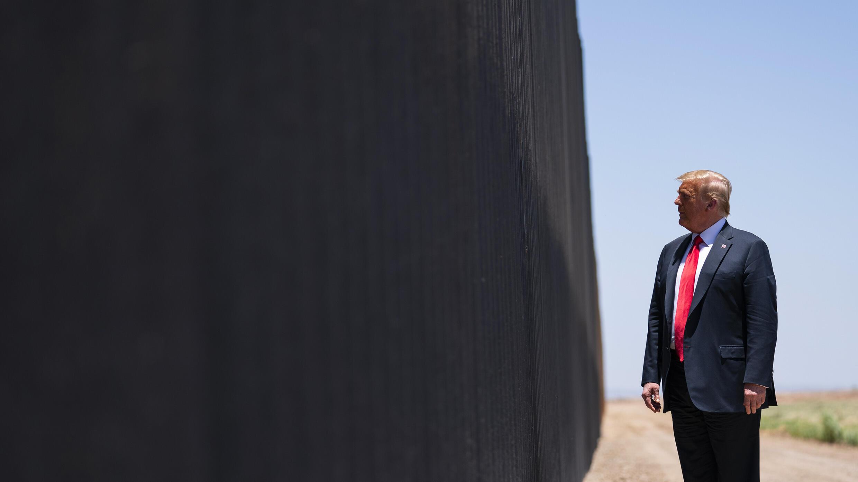 AP21010061048207 border wall Trump