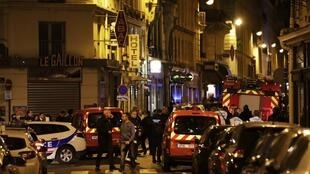 Азимов напал с ножом на прохожих в оживленном районе возле парижской Оперы, 12 мая 2018 года.