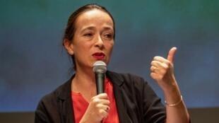 Delphine Ernotte a rappelé le rôle très important des médias dans la représentation sociale des femmes, à l'Assemblée nationale le 4 mars 2020 (image d'illustration).