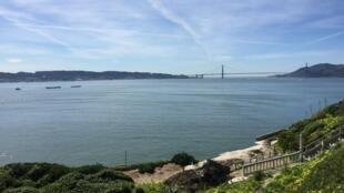 Vue de San Francisco.