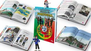 L'Extraordinaire Histoire du Portugal - Extraordinária História de Portugal - Cadamoste Editions - Livro