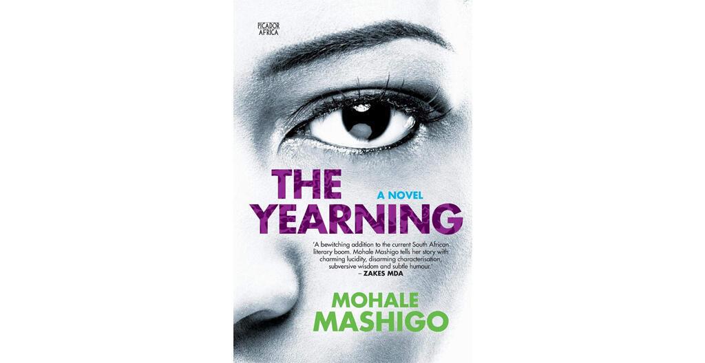 Couverture du livre «The Yearning» de Mohale Mashigo.