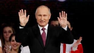 O presidente russo Vladimir Putin anunciou que será candidato às eleições presidenciais de 2018