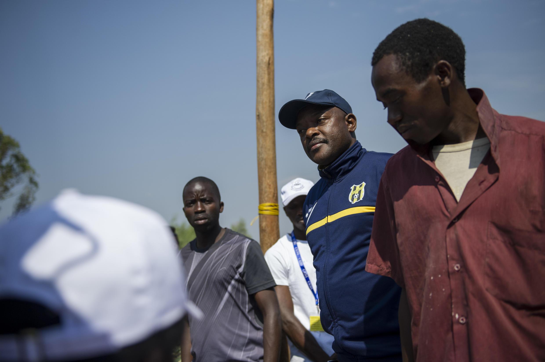 Pierre Nkurunziza, le 21 juillet dernier, lors de l'élection qui l'a conduit pour un troisième mandat à la tête du Burundi.