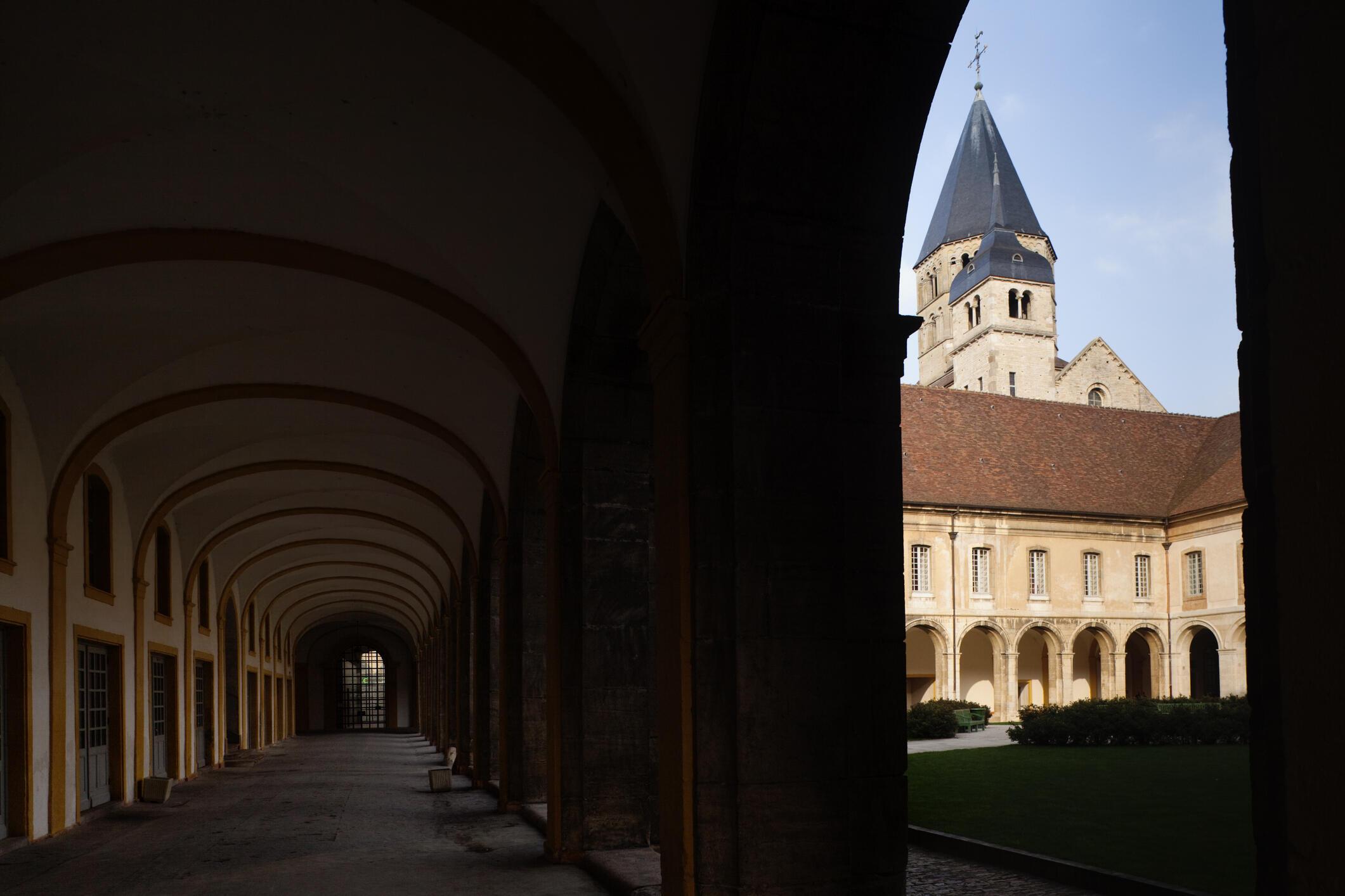 Abbaye - cluny
