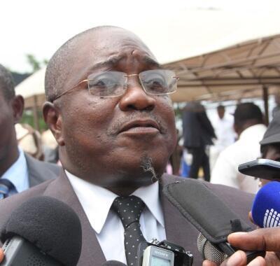 José Bandeira, presidente do Tribunal Constitucional de São Tomé e Príncipe