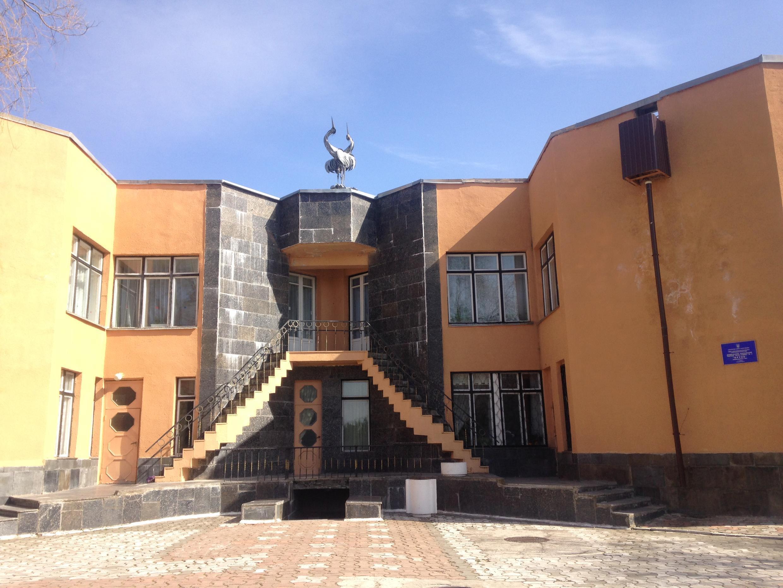 Детский сад в городе Славутич