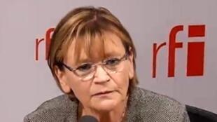 Marie-George Buffet, députée de Seine-Saint-Denis, ex- ministre et ancienne secrétaire nationale du Parti Communiste.