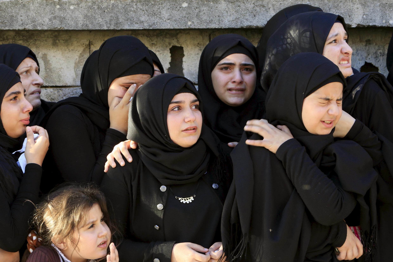 Dia de luto nacional no Líbano, 13 de Novembro de 2015